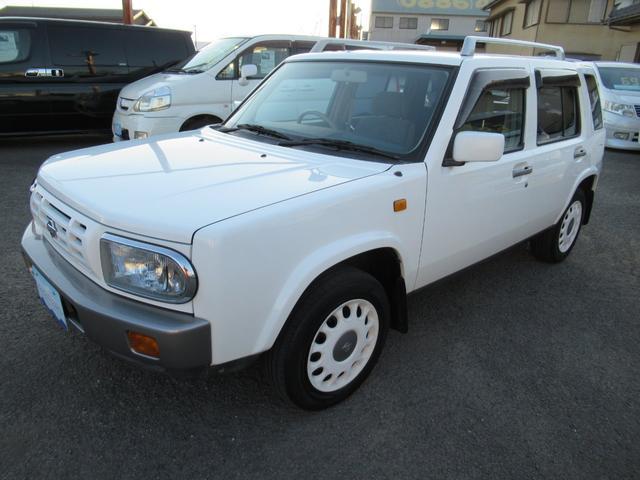 「日産」「ラシーン」「SUV・クロカン」「徳島県」の中古車2