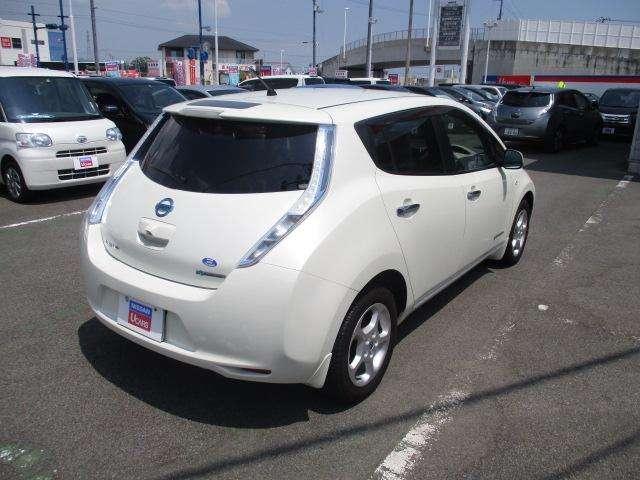「日産」「リーフ」「コンパクトカー」「徳島県」の中古車8
