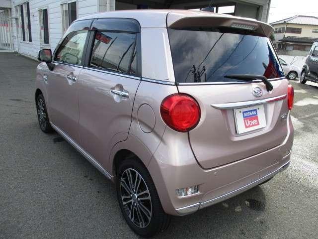 「ダイハツ」「キャスト」「コンパクトカー」「徳島県」の中古車2