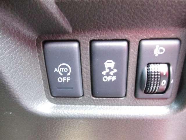 低燃費アイドリングストップ付です。