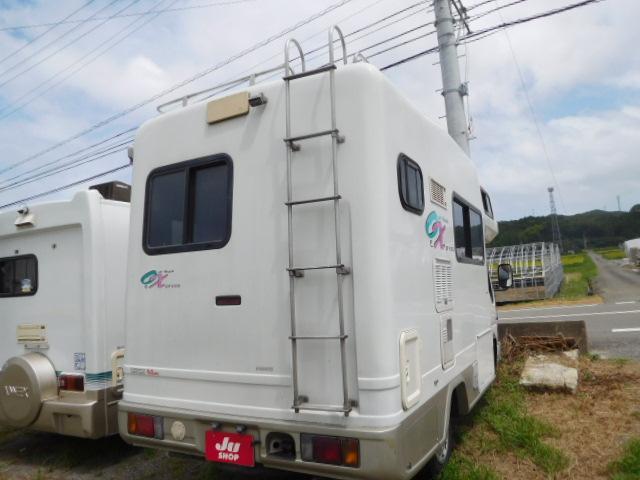 いすゞ エルフトラック キャンピング YMS オックス