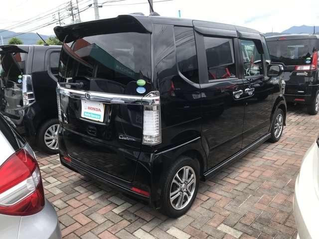 「ホンダ」「N-BOXカスタム」「コンパクトカー」「愛媛県」の中古車3