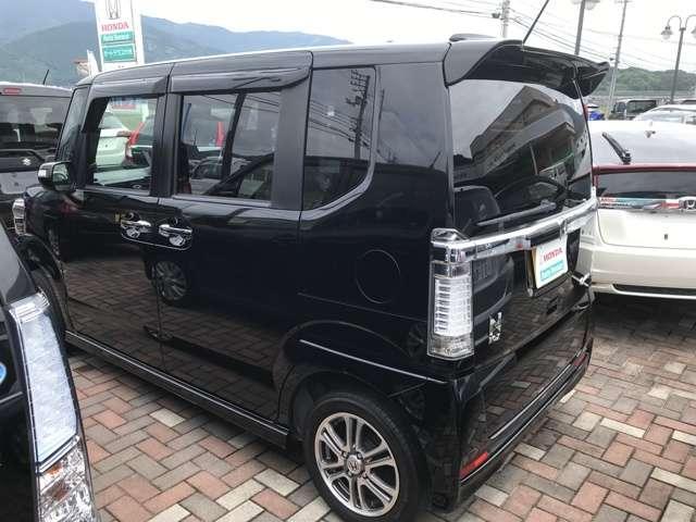「ホンダ」「N-BOXカスタム」「コンパクトカー」「愛媛県」の中古車4
