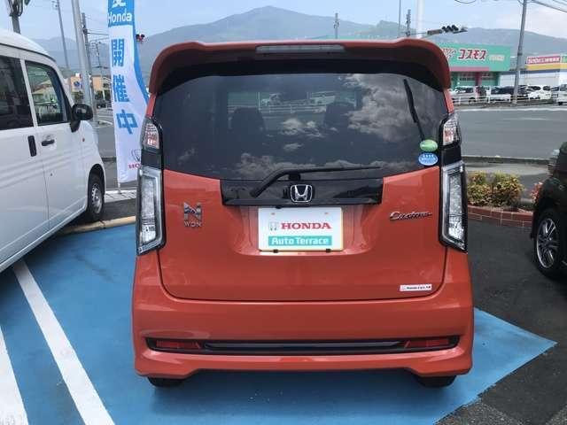 「ホンダ」「N-WGNカスタム」「コンパクトカー」「愛媛県」の中古車6