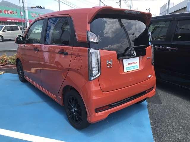 「ホンダ」「N-WGNカスタム」「コンパクトカー」「愛媛県」の中古車7