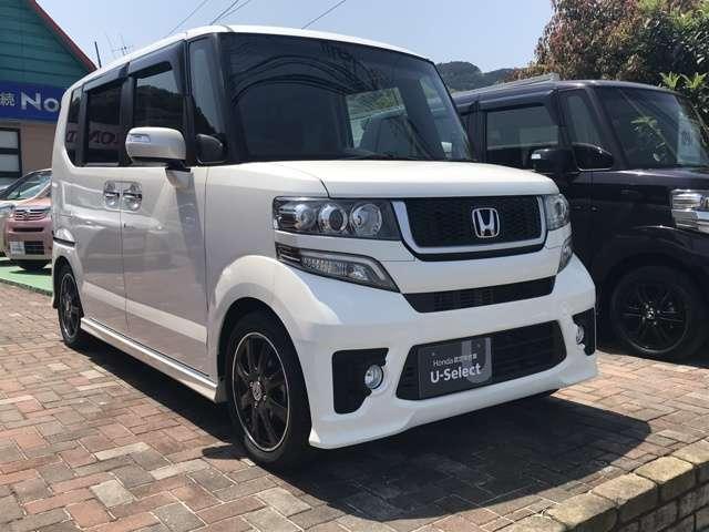 「ホンダ」「N-BOX」「コンパクトカー」「愛媛県」の中古車3