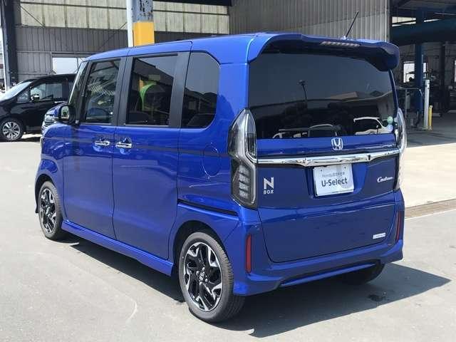 「ホンダ」「N-BOX」「コンパクトカー」「愛媛県」の中古車4
