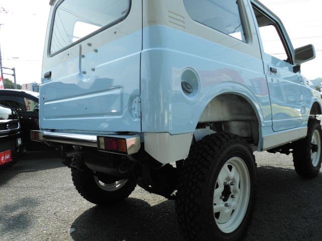 スズキ ジムニー HC オリジナルツートンカラー・リフトアップ・シートカバー