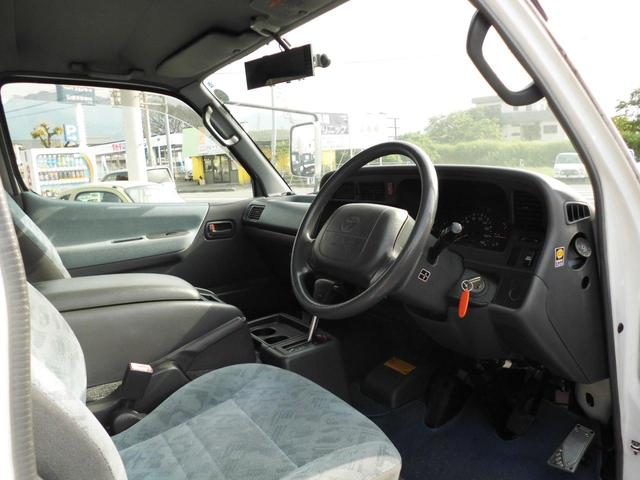 ロングスーパーGL 8人乗り公認・4WD・3000ディーゼル・外品15AWBSデューラーATタイヤ・ケンウッドメモリーナビ・バックカメラ・ミラー1体型ドライブレコーダー・分離型ETC・リヤヒーター・リヤエアコン(4枚目)