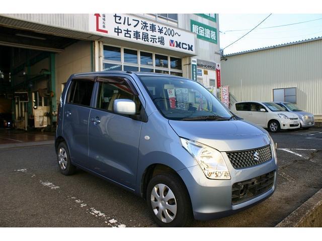 「スズキ」「ワゴンR」「コンパクトカー」「愛媛県」の中古車6