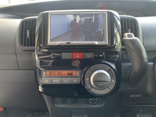 カスタムRS ターボ 左側パワースライドドア ナビ TV HIDライト スマートキー ETC フォグライト(19枚目)