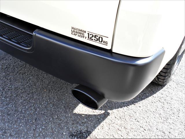 ロングDX チョイアゲスタイル VANレジャーパッケージ 登録済 未使用車 コンプリート(18枚目)