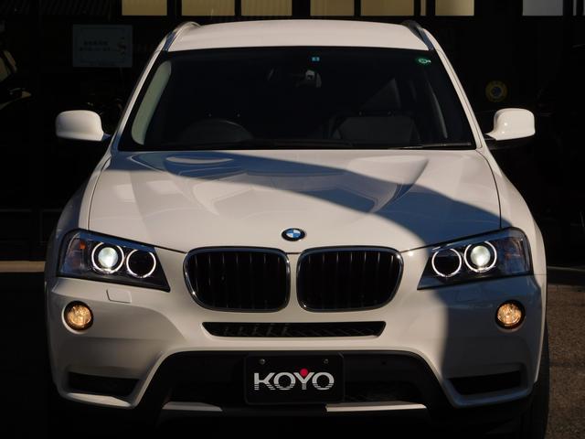 BMW BMW X3 xDrive 20i ハイラインパッケージ