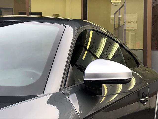 「アウディ」「TTクーペ」「クーペ」「香川県」の中古車37