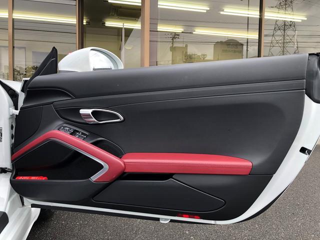 「ポルシェ」「718ボクスター」「オープンカー」「香川県」の中古車5