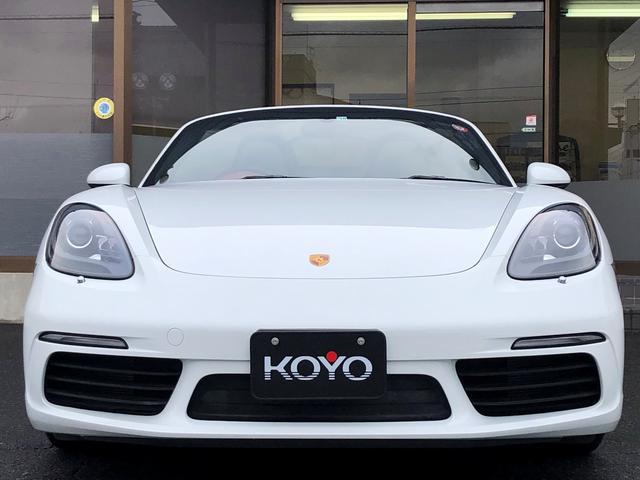 「ポルシェ」「718ボクスター」「オープンカー」「香川県」の中古車47