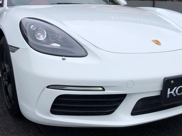 「ポルシェ」「718ボクスター」「オープンカー」「香川県」の中古車49