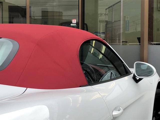 「ポルシェ」「718ボクスター」「オープンカー」「香川県」の中古車67