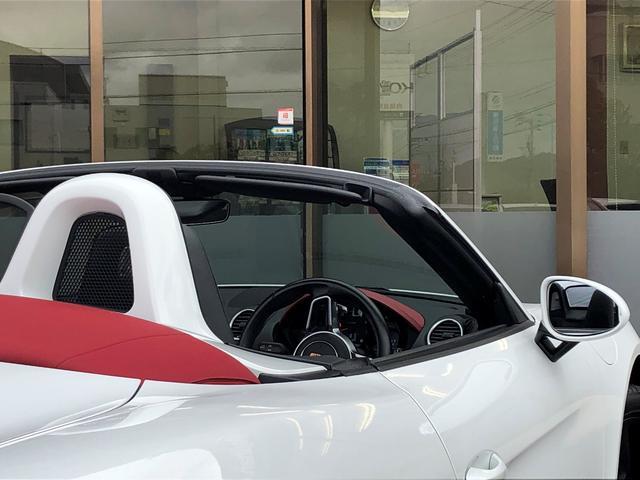 「ポルシェ」「718ボクスター」「オープンカー」「香川県」の中古車68