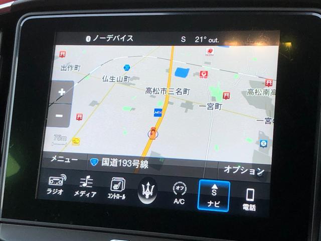 「マセラティ」「ギブリ」「セダン」「香川県」の中古車13