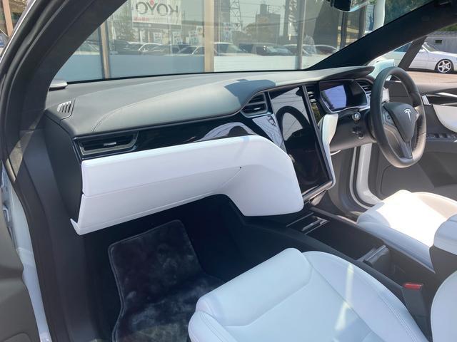 「テスラ」「モデルX」「SUV・クロカン」「香川県」の中古車27