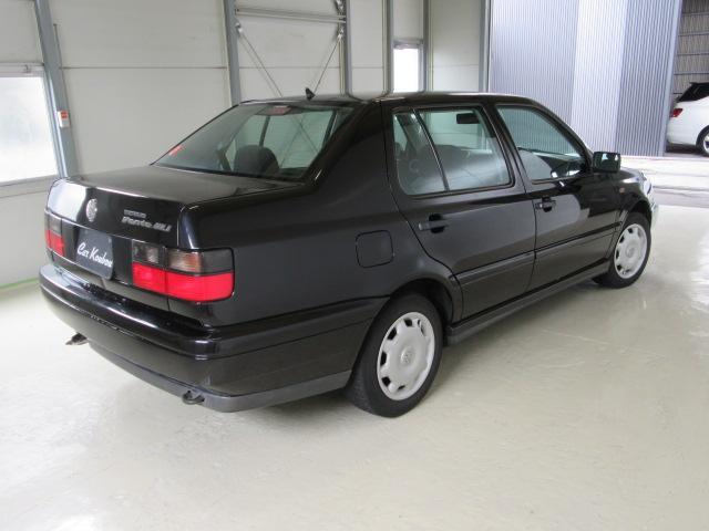 フォルクスワーゲン VW ヴェント GLi
