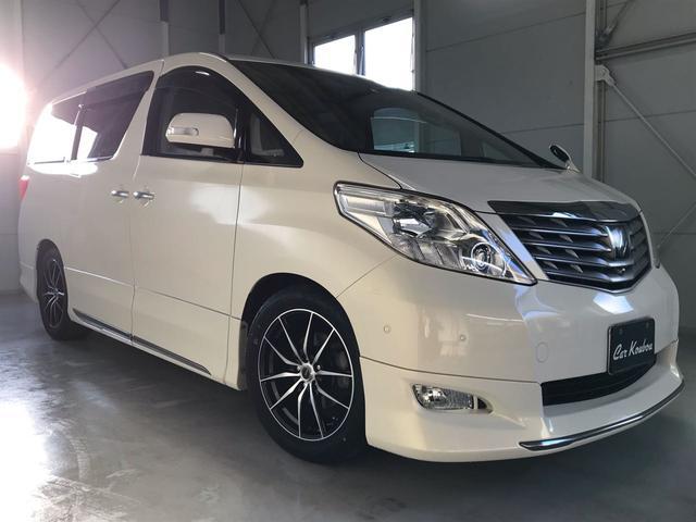 「トヨタ」「アルファード」「ミニバン・ワンボックス」「香川県」の中古車3