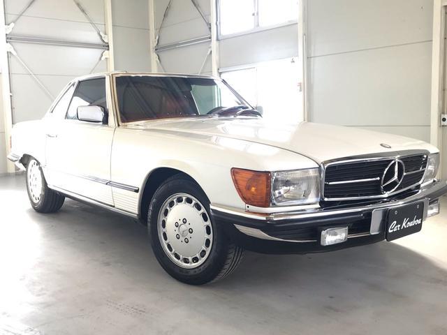 「メルセデスベンツ」「SLクラス」「オープンカー」「香川県」の中古車2