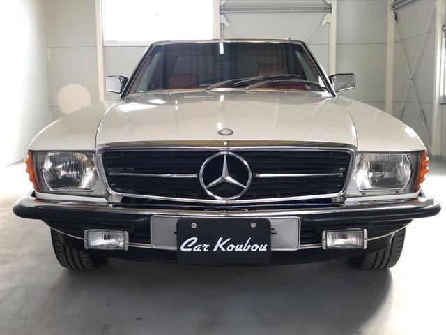 「メルセデスベンツ」「SLクラス」「オープンカー」「香川県」の中古車3