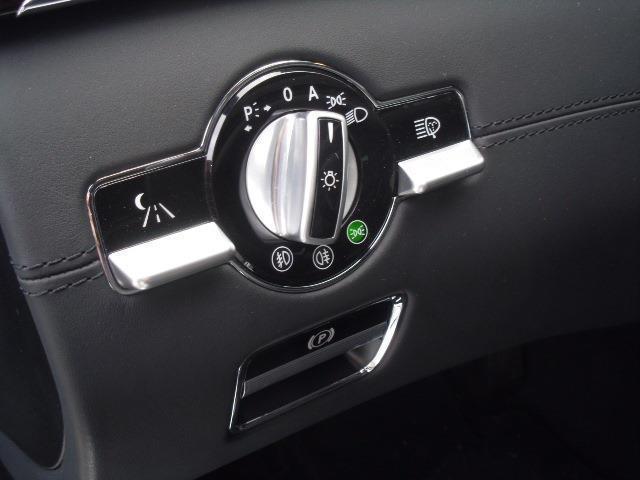 S600ロング 純正HDDナビ 黒革シート サンルーフ(17枚目)
