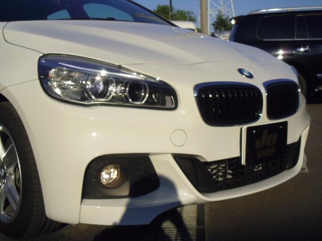 BMWアルピナ アルピナ 2シリーズアクティブツアラ 218i Mスポ