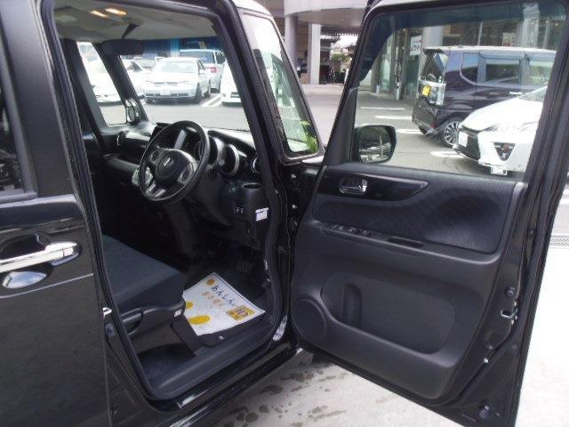 ホンダ N BOXカスタム G・ターボパッケージ 両側電動スライドドア スマートキー