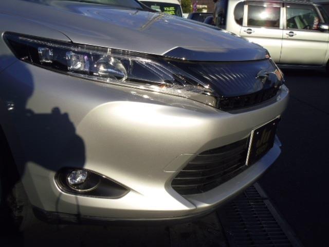 トヨタ ハリアーハイブリッド エレガンス LED Rカメラ フルセグ スマートキー Mナビ