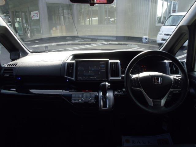 ホンダ ステップワゴンスパーダ Z クールスピリット HID ETC Mナビ フルセグTV