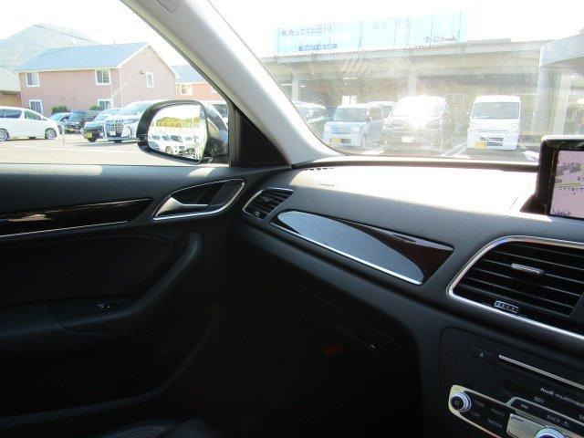 「アウディ」「アウディ Q3」「SUV・クロカン」「香川県」の中古車44