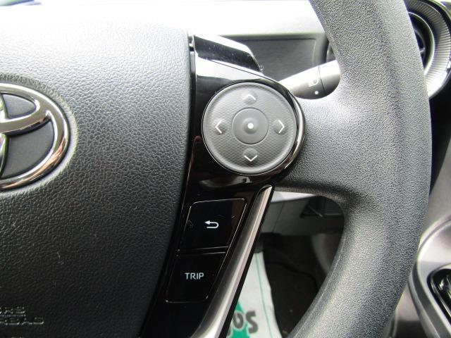 Sスタイルブラック カロッツェリア7型ワイドナビ ETC トヨタセーフティーセンス オートライト プッシュスタート スマートキー ステアリングスイッチ(12枚目)
