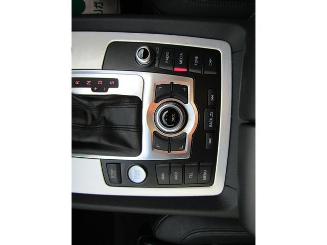 3.0TFSIクワトロ 純正ナビ レザーシート 社外20インチアルミホイール F席パワーシート シートヒーター BOSEスピーカー クルーズコントロール バックカメラ サイドカメラ パワーバックドア(14枚目)