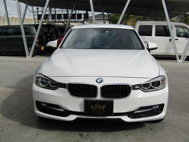 BMWで不動の人気を誇るセダン入庫致しました!!