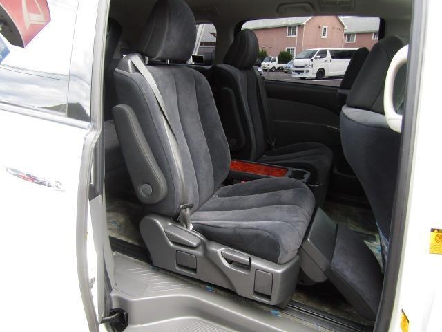 オートデュアルエアコン!運転席、助手席別に温度調整できます!