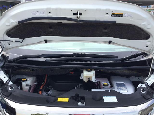 2.4L 直列4気筒DOHC(VVT-i)エンジンを搭載し、電気式無段変速機を組み合わせる。