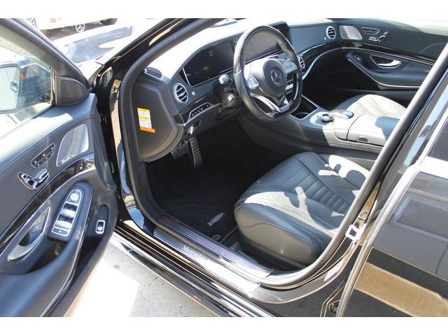 S550ロング AMGライン S63仕様(4枚目)
