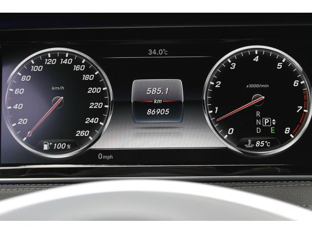 S550ロング AMGライン S63仕様(18枚目)