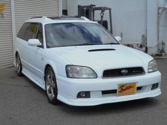 GT-B E-tuneII タイベル済 マフラー ダウンサス(3枚目)