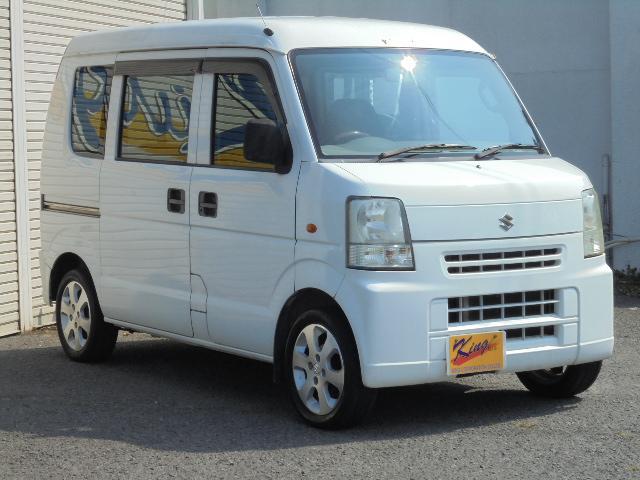 「スズキ」「エブリイ」「コンパクトカー」「香川県」の中古車3