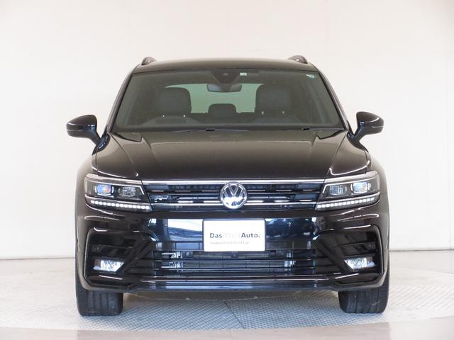 TDI 4モーション Rライン ブラックスタイル 認定中古車 ワンオーナー 禁煙車(7枚目)