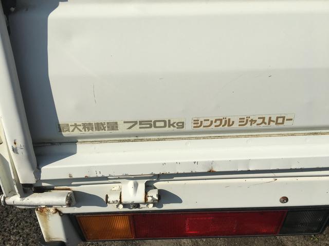 トヨタ タウンエーストラック パワステ 4WD シングルジャストロー