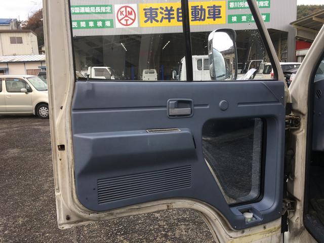 基本装備 積載車(19枚目)