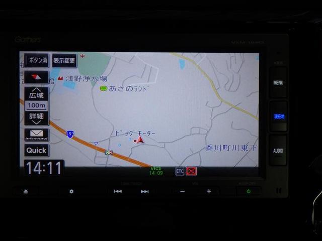 SSパッケージ 純正ナビ/ドラレコ/クルコン 禁煙車 DVD再生 HIDヘッドライト ETC Bluetooth 盗難防止装置 アイドリングストップ オートライト(9枚目)