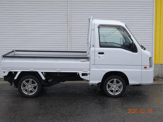 「スバル」「サンバートラック」「トラック」「愛媛県」の中古車4