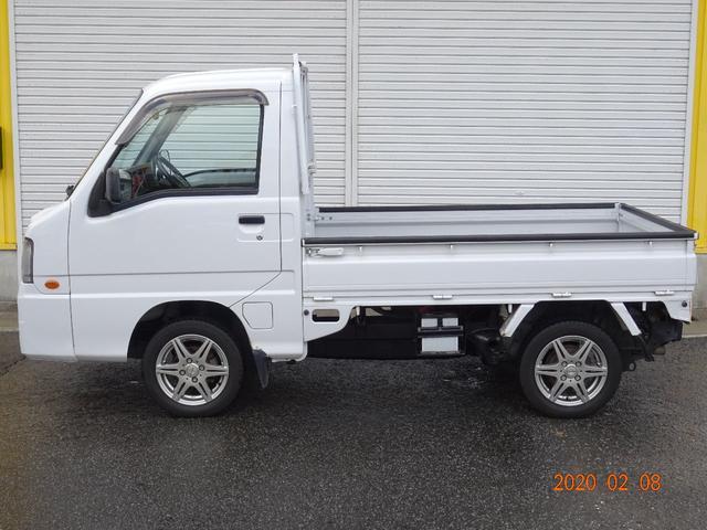 「スバル」「サンバートラック」「トラック」「愛媛県」の中古車8